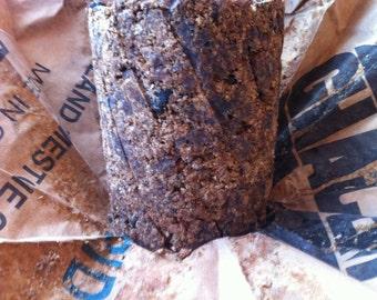 Organic African Black Soap per 50g (2oz) and 100g (4oz)