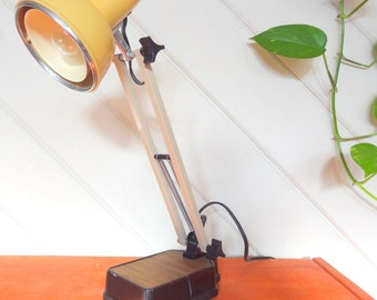 Vintage Modern Adjustable Desk Lamp