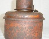 Smudge Pot Vintage Gangway