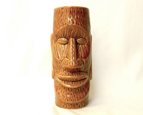vintage trader dick s tiki mug tropical barware