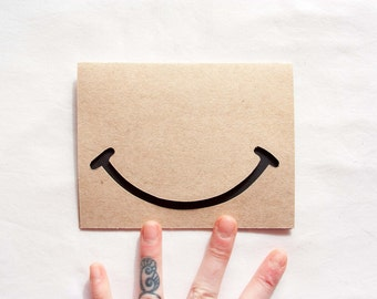 SMILEY Cards, Set of 4