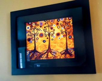 Landscape Home Decor Tree ART PRINT  by Natasha Wescoat 8x10 12x16 13x19 16x20