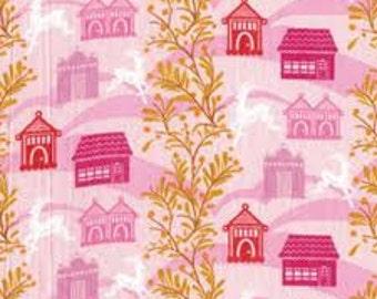 Anna Maria Horner - Little Folks Cotton Voile - Berry