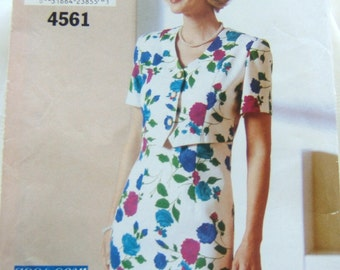 SALE  Butterick 4561 uncut size 6, 8 and 10