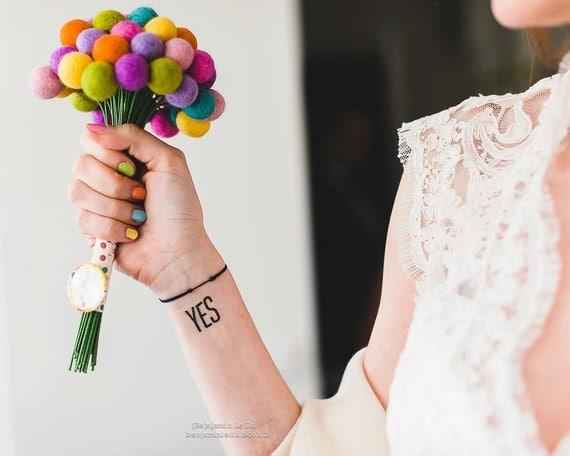 weddingchaplain wedding bouquet