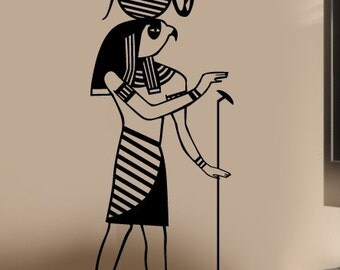 Ancient Egyptian Vinyl Wall Art Graphics Decal LARGE 17W x 36H