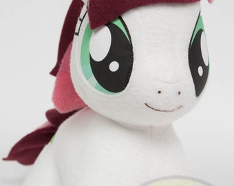 Chibi Roseluck MLP Hand-Made Custom Craft Plush