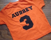 PERSONALIZED Custom Basketball Onesie/Shirt