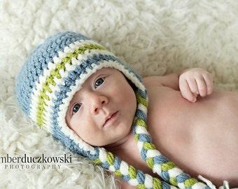 Cute Earflap Hat