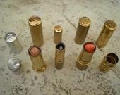vintage lipstick collection