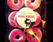 Pink Mousse wax tart