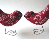 9-11  LOve Birds Wedding Cake Toppers, Decorations, Showers, Gifts We Will Not Forget