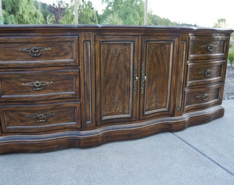 Dresser / Buffet / Sideboard / French Provincial Dresser by Drexel Heritage ~ Paint to Order