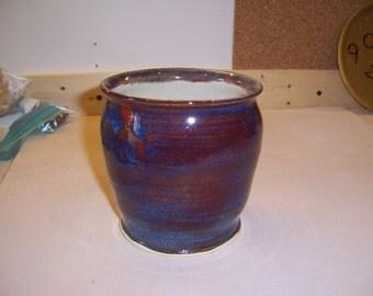 Stoneware utility crock