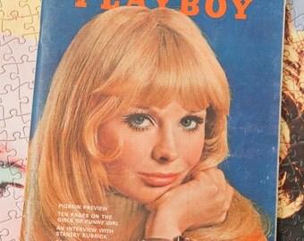 Vintage Playboy-September 1968