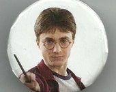 "1.25"" Badge Button Pinback Pin - Harry Potter"