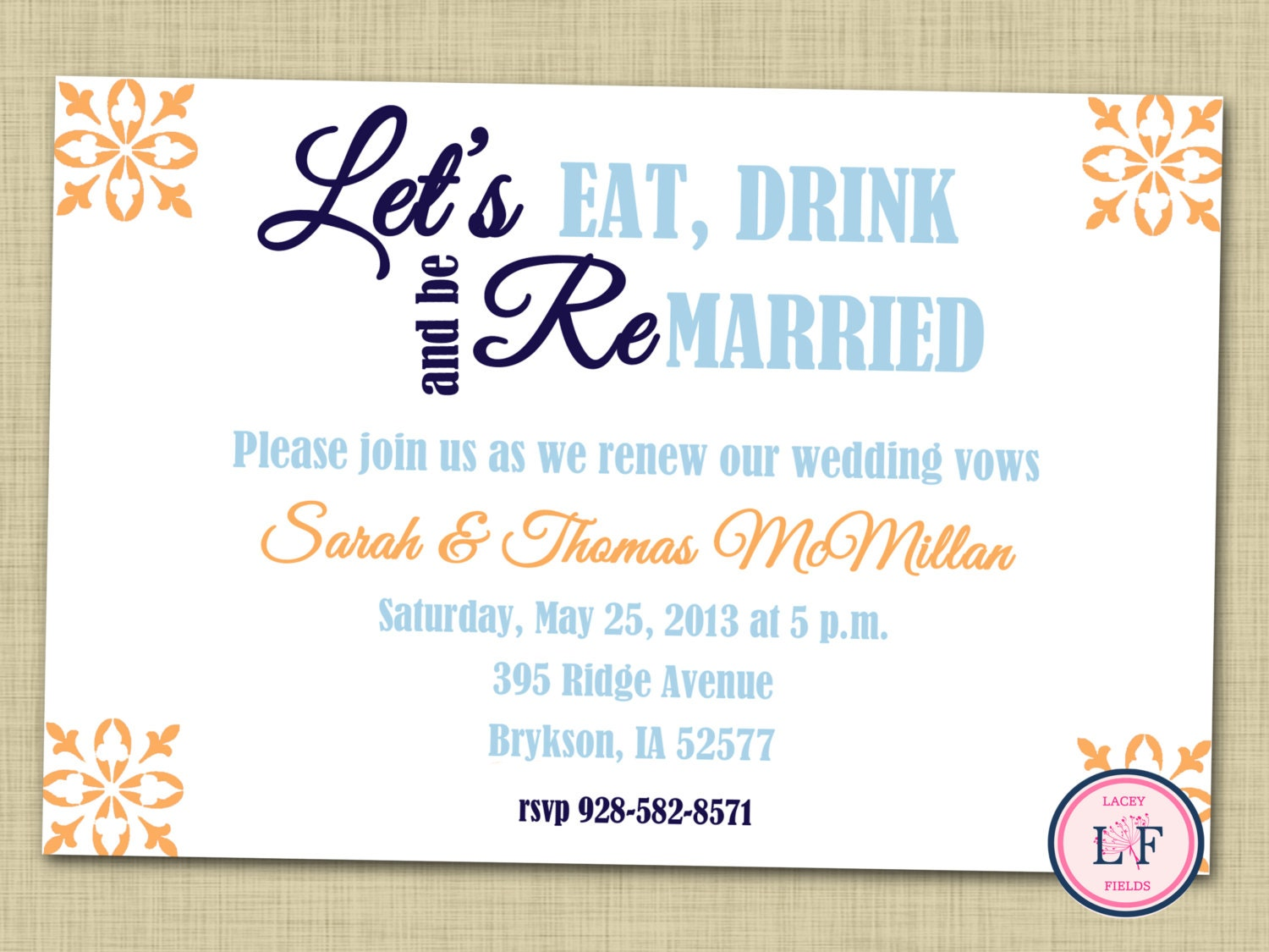 Elopement Invitation Wording For Reception as awesome invitation ideas