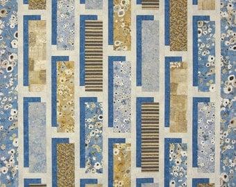 Shadowbox Quilt Pattern Mountainpeek Creations DIY Quilting Sewing Fat Quarter Friendly
