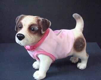 Vintage Battat Barking Dog Toy