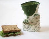 Lunch Pack - Reusable Sandwich and Snack Bags