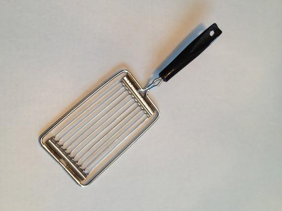 Planer ham thick wire handle plastic foie gras cake cheese slicer butter cutter