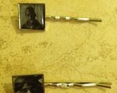 Tupac Shakur Bobby Pin/Poker Set