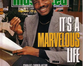 sports illustrated july 2 1990 marvin hagler on the cover