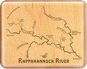 RAPPAHANNOCK RIVER MAP Fl...