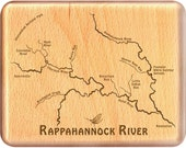 RAPPAHANNOCK RIVER MAP Fl...