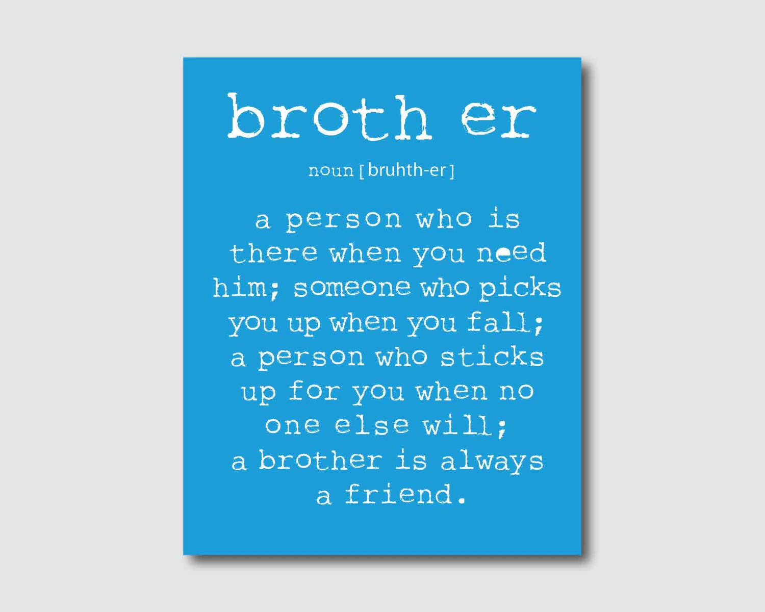 I Love My Big Brother Quotes. QuotesGram