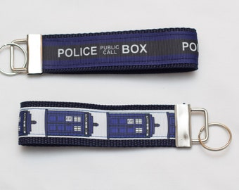 Doctor Who Key Fob