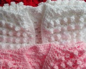 Baby Girls ,Cardigan or Boys Cardigan .Pink. Red ,White .Blue