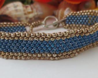 Just WOW Beadweavedl bracelet