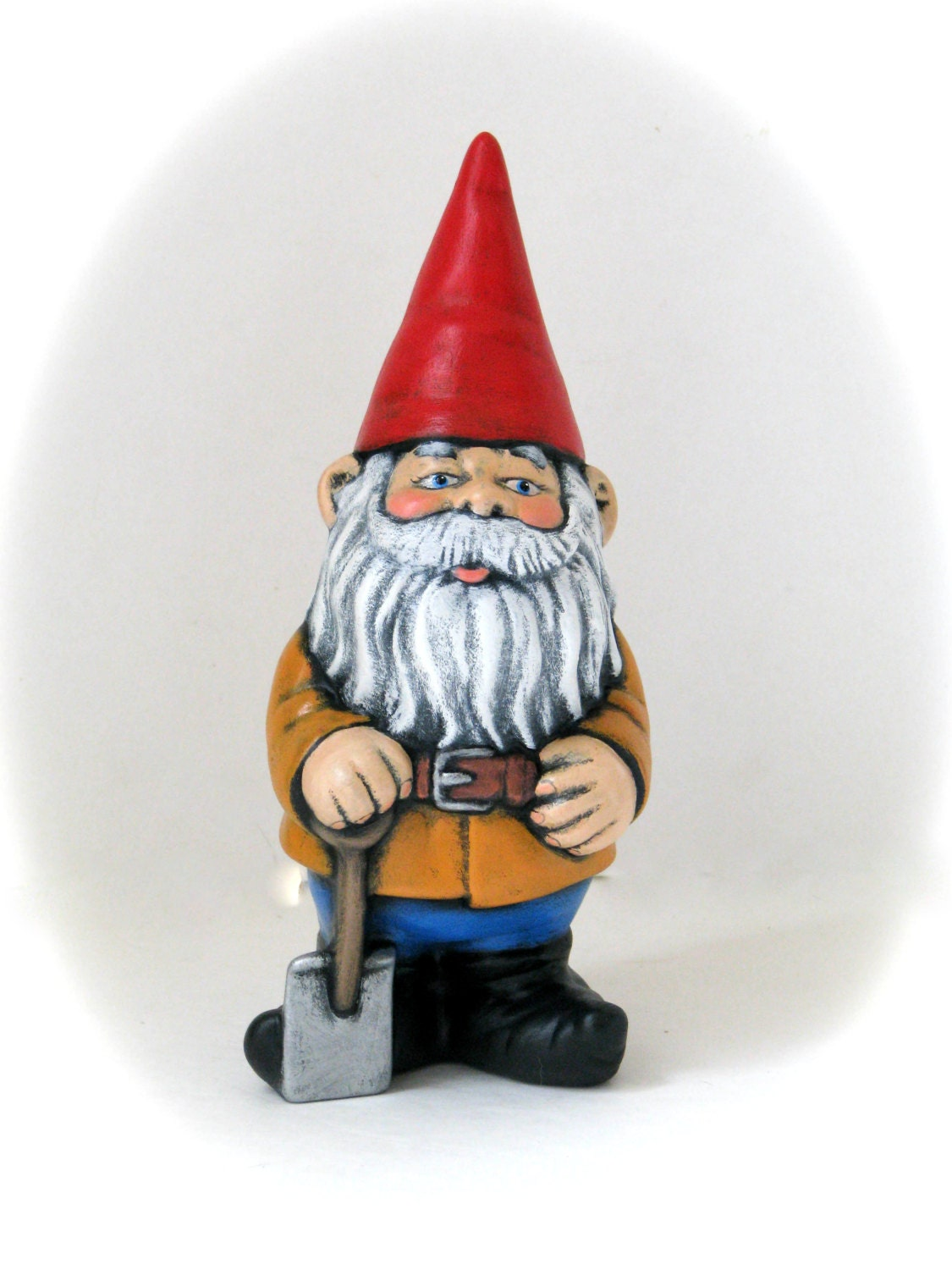 Image result for gnome with shovel