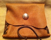 Jewelry Pouch--Perfect Medium Pouch for Jewelry or your treasure......