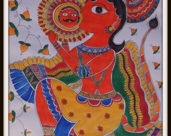 Bal Hanuman at his innocent best