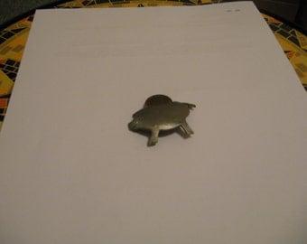 Collectible Metal Pewter Piggy Pin