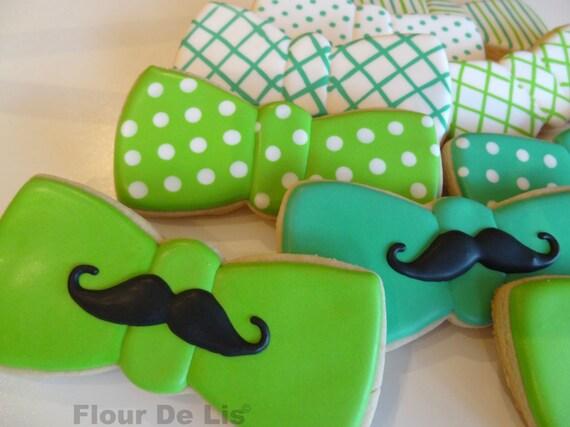 Italian Boy Name: Bow Tie Cookies