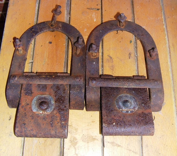 Antique barn door roller hinges for Barn door rollers only