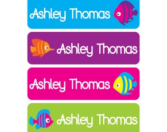 Waterproof Labels - Great for daycare, preschool, and school