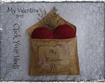 My Valentine Pattern