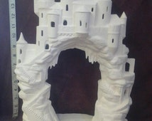"""Doc Holiday 22"""" Citadel ready to paint ceramic bisque"""