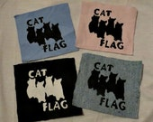 Cat Flag Patches
