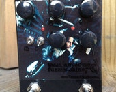 custom team awesome fuzzmachine - black/astronaut
