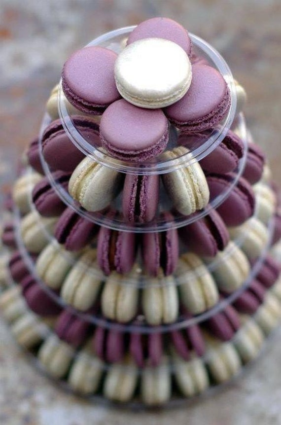 macaroon cake stand - photo #11