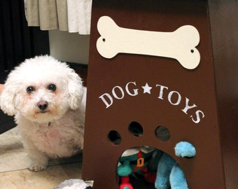 plans dog toy box