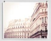 Paris photography - Paris facade,Paris photo,Fine art photography,Paris decor,8x10 wall art,white,Fine art prints,Art Posters,Paris art