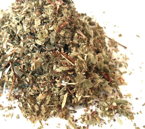 Organic STRAWBERRY LEAF - Fragraria Vesca - Makes a Delicious Tea - Half Ounce