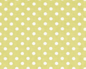 Michael MIller, Fabric by the Yard Dumb Dot - Kiwi, CX2490, 1 yd, Cotton,