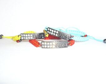 Diva Shamballa Bracelet